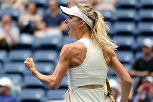 Элина Свитолина вышла в 1/8 финала US Open