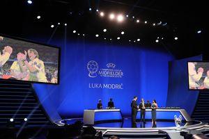 Стало известно почему Криштиану Роналду пропустил церемонию награждения УЕФА