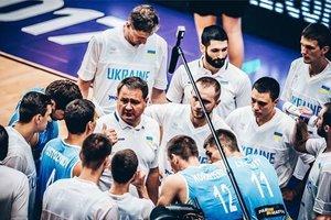 Стал известен состав сборной Украины на матчи против Испании и Черногории