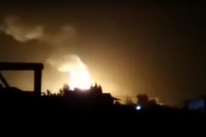 При взрывах на военном аэродроме в Сирии погибли солдаты Асада