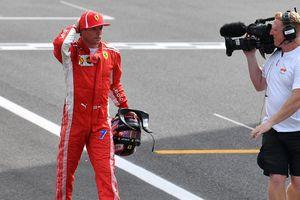 Кими Райкконен проехал самый быстрый круг в истории Формулы-1