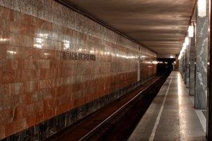 На одной из станций метро в Киеве закроют один выход