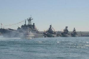 Россия побряцала оружием в Средиземном море
