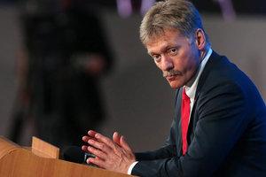 В Кремле ответили на слова Макрона о мечте Путина