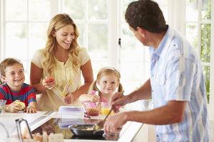 Семь ритуалов для семьи, чтобы сделать утро добрым