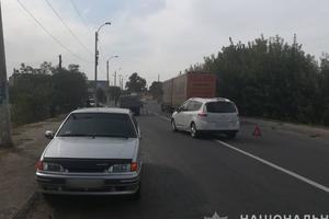 В Харьковской области легковушка сбила 10-летнюю девочку