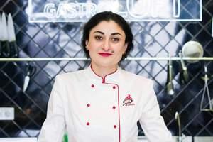 Быстрый рецепт холодного огуречного супа от Асмик Гаспарян