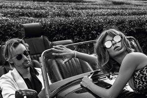 TAYANNA с Аланом Бадоевым снялась в пикантной фотосессии для мужского журнала