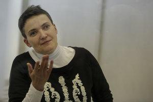 Суд не успел продлить меру пресечения Савченко