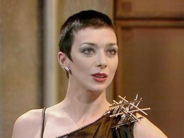 Погибла британская артистка Жаклин Пирс, сыгравшая в«Докторе Кто»