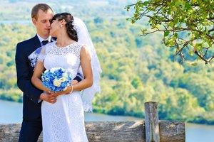 """Необычная деталь на платье невесты сделала его """"лучшим на свете"""""""