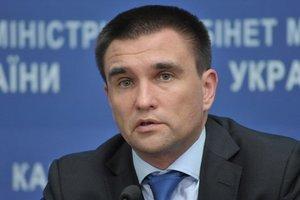 Климкин: Украина должна ввести биометрический визовый контроль для россиян