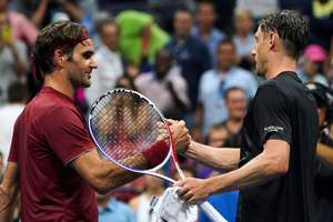 Роджер Федерер сенсационно проиграл на US Open