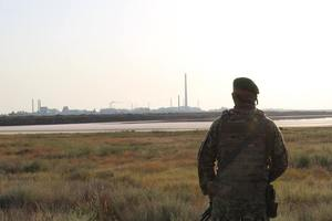 Химическая катастрофа в Крыму: отравляющие вещества попали в Херсонскую область