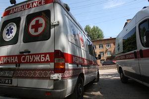 В Киеве погиб пассажир, которого вытолкнули из маршрутки