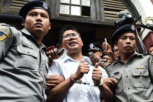 Журналистам Reuters вынесли приговор в Мьянме