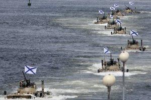 Американский эксперт оценил вероятность нападения России на Украину с Азовского моря