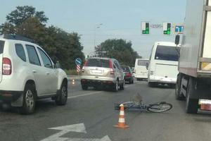 На выезде из Винницы автомобиль насмерть сбил мужчину