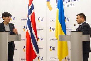 На Донбасс завтра приедет глава МИД Норвегии