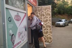 На рынке в центре Киева произошел конфликт со стрельбой