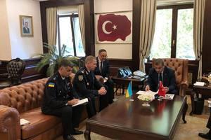 """Украина инициирует создание межгосударственной контактной группы для борьбы с """"ворами в законе"""""""