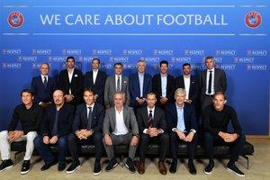 В компании лучших: Фонсека посетил форум топ-тренеров клубов Европы