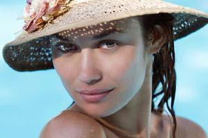 Актриса Ольга Куриленко отдохнула в Бердянске: яркие фото