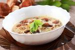 Крем-суп з грибів. Фото: depostphotos.com