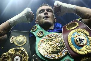 WBA обязала Усика драться с россиянином Лебедевым