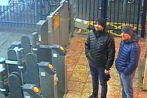 СМИ обнародовали новые фото подозреваемых в покушении на Скрипалей