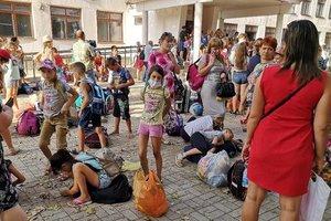 Химическая катастрофа в Крыму: медики обнаружили проблемы у 20 украинских детей