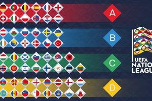 Расписание матчей, результаты и таблицы Лиги наций