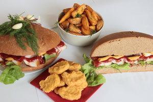 Индекс салбургера: цены резко пошли вниз