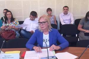 Денисова: отравленных детей на Херсонщине не госпитализировали