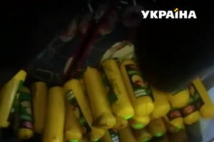 На границе с Польшей пограничники задержали автобус с контрабандным сыром