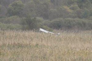 В Харьковской области разбился второй за сутки вертолет