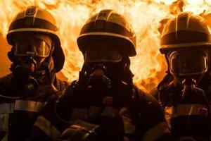 Добровольные пожарные дружины украинских ТЭС провели соревнования