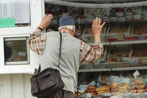 Украина приближается к порогу недоедания