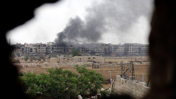 США перебросили навосток Сирии дополнительные войска