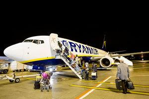 Ryanair увеличит число рейсов между Польшей и Украиной
