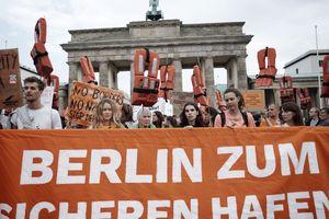 Немцы недовольны миграционной политикой Меркель