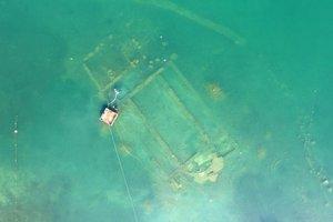 Ученые нашли на дне озера невероятное сооружение: первые фото