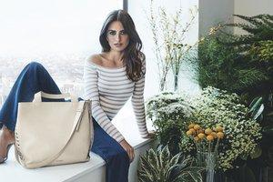 Пенелопа Крус снялась в рекламе модного бренда сумок