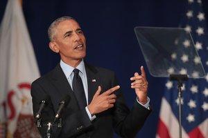 Обама раскритиковал президентство Трампа