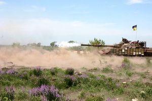 В Черниговской области прошли соревнования за звание лучшего танкового взвода ВСУ