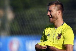 """Ярмоленко: """"Если обыграем Словакию, то значительно повысим шансы на итоговое первое место в группе"""""""