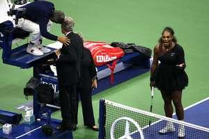 Это сексизм: Серена Уильямс со скандалом проиграла финал US Open 20-летней японке