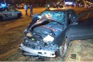 Смертельное ДТП в Одессе: водитель BMW задержан