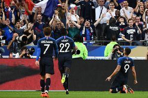 Сборная Франции обыграла Голландию в Лиге наций