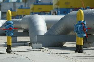 Россия сократила транзит газа через Украину